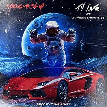 Spaceship (feat. X-PressTheArtist)