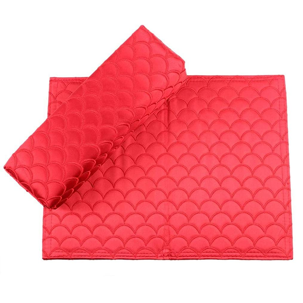 可聴スワップ違反Yuyte 6色2個折り畳み式の絶妙なソフトシルクネイルアートハンドピロー-アームレストマニキュアサロンの耐高温ハンドクッション(04)