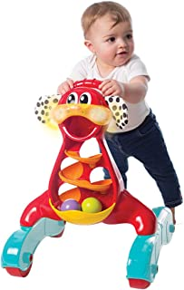 Playgro Step by Step Music Lights Puppy Activity Walker, Pack of 1
