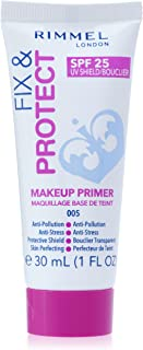 Rimmel London, Fix & Protect Makeup Primer, 30 ml