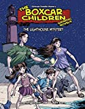 The Lighthouse Mystery Graphic Novel (The Boxcar Children Graphic Novels)