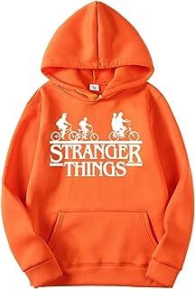 YIMIAO Unisex Stranger Things Temporada 3 Sudadera Unisex Jersey Casual de Hip Hop Sweater