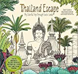 Thailand Escape: My Colorful Trip Through Exotic Lands (Colouring Books)