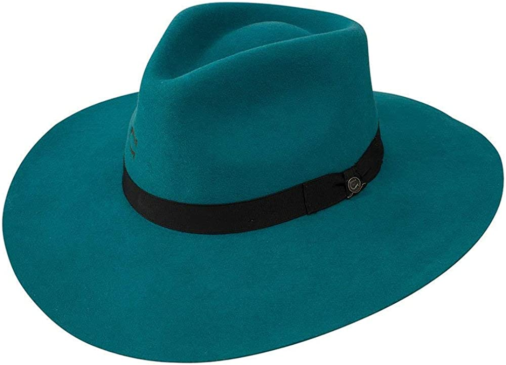 Charlie 1 Horse Hats Womens Chicago Mall Highway 3 Easy-to-use Brim Teal S 4
