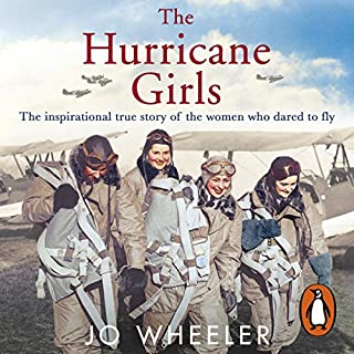The Hurricane Girls cover art
