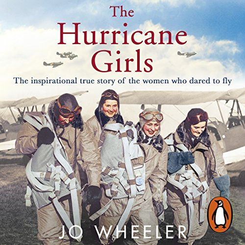 The Hurricane Girls audiobook cover art