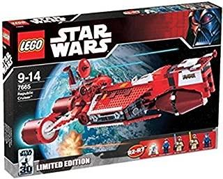 Lego Star Wars Republic Cruiser 7665