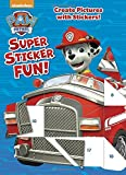 PAW Patrol Super Sticker Fun! (Paw Patrol)
