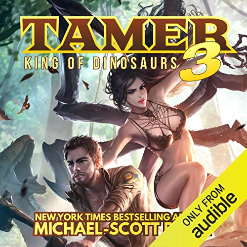 Tamer: King of Dinosaurs 3 cover art