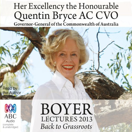 Boyer Lectures 2013 audiobook cover art