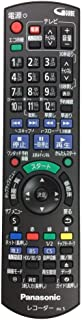 Panasonic ブルーレイディスクレコーダー用リモコン N2QAYB001218