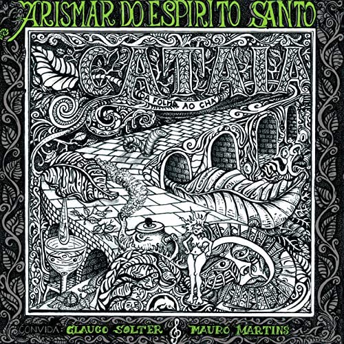 Arismar do Espírito Santo feat. Glauco Solter & Mauro Martins
