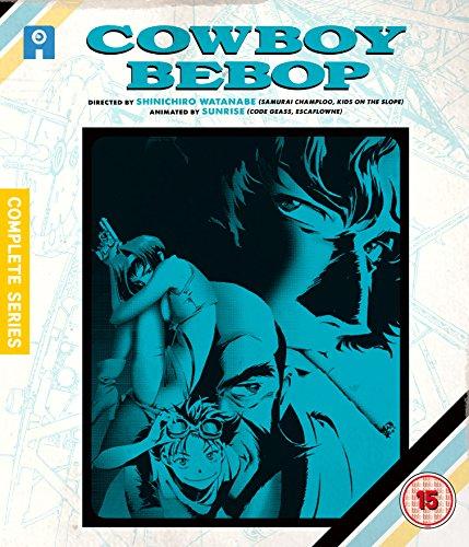 Cowboy Bebop - Complete Collection [Blu-ray]