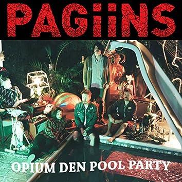 Opium Den Pool Party