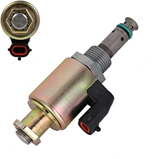 ICP Control Sensor for Ford F-250 F-350 F-450 F-550 F-650 F-750 E-350 E-450 E-550 Replaces 1829856C91 1841217C91 JahyShow Fuel Injection Pressure Regulator IPR Valve