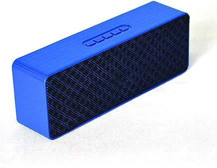 Altoparlante Bluetooth senza fili, altoparlante Bluetooth intelligente regalo del telefono cellulare piccolo altoparlante Bluetooth Smart Card speaker, compatibile con smartphone, tablet, laptop,Blue - Trova i prezzi più bassi