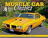 Muscle Car Classics 2016 Calendar 11x14