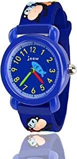 Firday Kimy 3D Cute Cartoon Waterproof Watch for Kids - Best Gifts