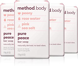 Sponsored Ad - Method Bar Soap, Pure Peace, 4 Count