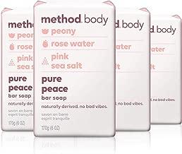 Best method bar soap ingredients Reviews