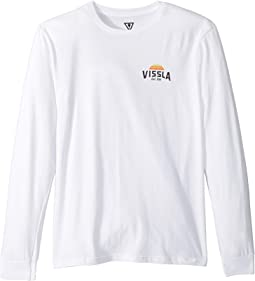 Alba Long Sleeve T-Shirt Top (Big Kids)