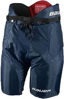Bauer Hockey Vapor X700 Junior Ice Hockey Pants, Tapered Fit - Black, Red, Navy