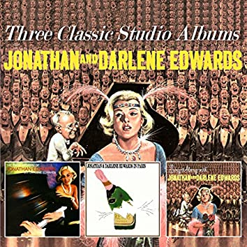 The Piano Artistry of Jonathan Edwards with Darlene Edwards - Jonathan and Darlene Edwards in Paris - Sing Along with Jonathan and Darlene Edwards
