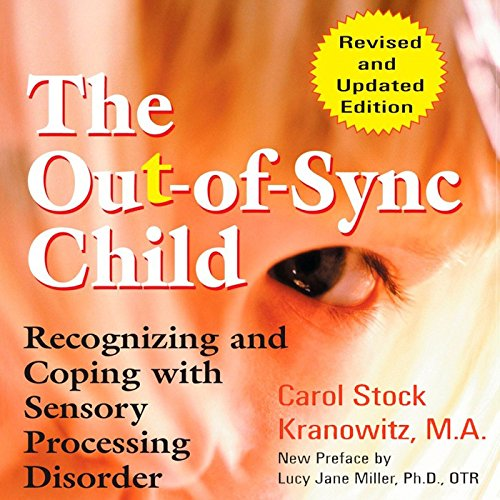 The Out-of-Sync Child audiobook cover art