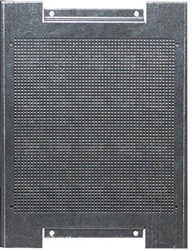 SKT Montageplatte 30 x 40 cm für QAS3045, Metalllochplatte, QMP3045