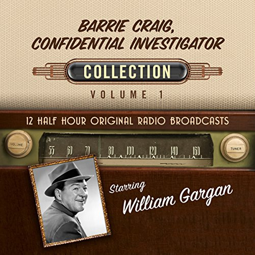 Barrie Craig, Confidential Investigator, Collection 1 audiobook cover art