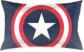Pillow Cases Captain America Throw Cushion Covers Body Pillow Cover for Car Sofa Bed Home Decor 20