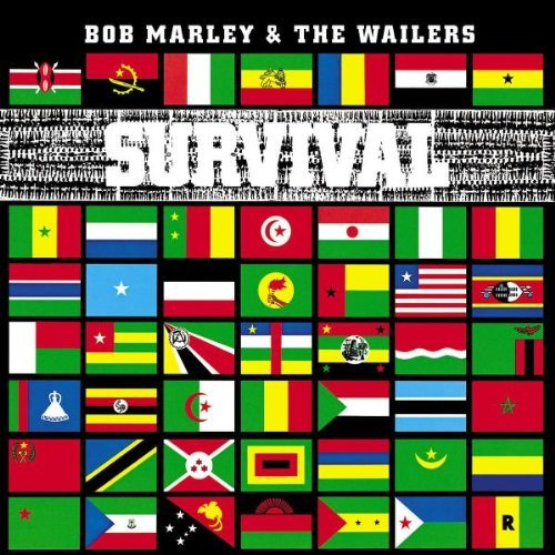 Survival (Remastered) by Bob Marley & The Wailers (2010-08-04)