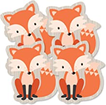 Fox – Decorations DIY Baby Shower or Birthday Party Essentials – Set of 20