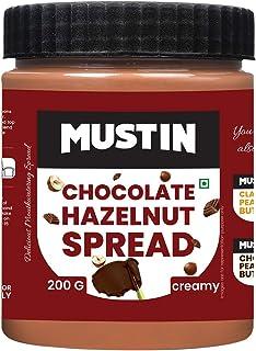 Mustin Chocolate Hazelnut Spread (200g)