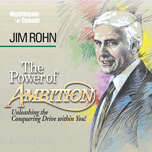 The Power of Ambition audiobook cover art