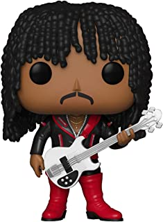 Funko 36442 Pop! Rocks: Rick JamesSuper Freak, multicolor