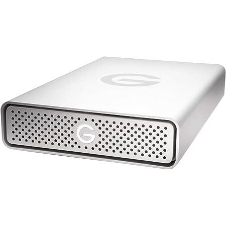 G-Technology ウエスタンデジタル 外付けHDD 10TB G-DRIVE USB-C Mac向け タイムマシン対応 外付けハードディスク 0G05681
