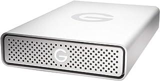 G-Technology ウエスタンデジタル 外付けHDD 6TB G-DRIVE USB-C Mac向け タイムマシン対応 外付けハードディスク 0G05673