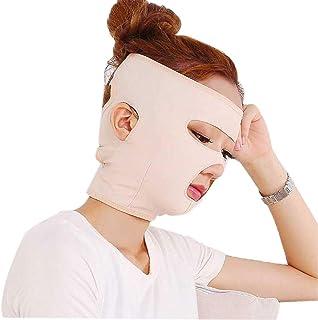 Face-lifting Mask Volledig Gezicht Ademend Postoperatief Herstelverband Lifting Verstevigende Huidvermindering Om Een kl...