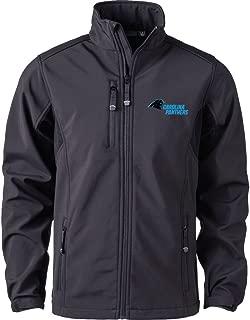 Dunbrooke Apparel Men's Softshell Jacket, Black, 2X-Large