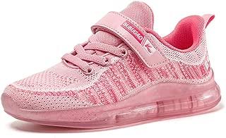 RUMPRA Unisex-Child Fashion Kid Shoes Pink Size: 2.5 Little Kid