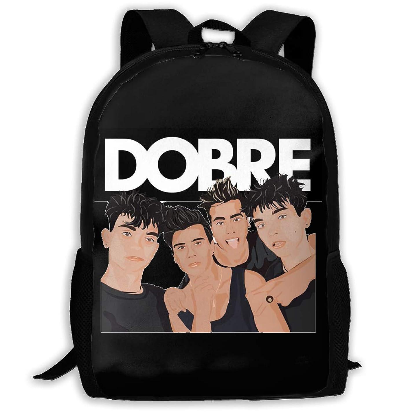 Sunmoonet Backpack for Men Women,Dobre Brothers Backpacks Hiking Laptop Backpack Travel Large Shoulder Bags for School Shopping Outdoor Sports