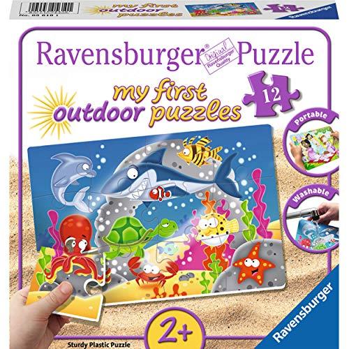 Ravensburger Kinderpuzzle 05610 - Abenteuer unter Wasser - my first puzzles outdoor