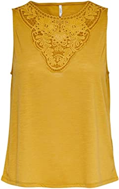 Only Onlisa S/L Top JRS Caraco Femme