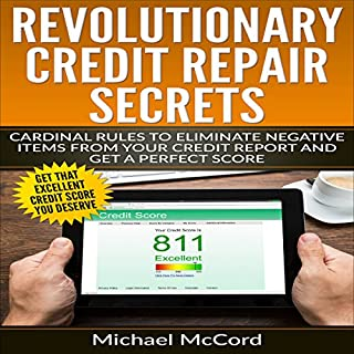 Revolutionary Credit Repair Secrets cover art