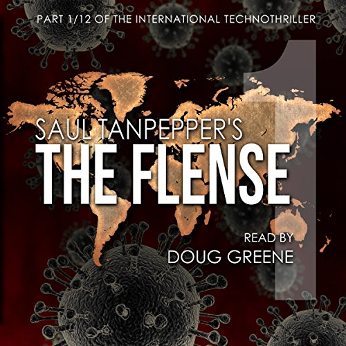The Flense: China audiobook cover art