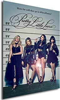 Instabuy Posters TV Series - Pretty Little Liars A (Poster 70x50)