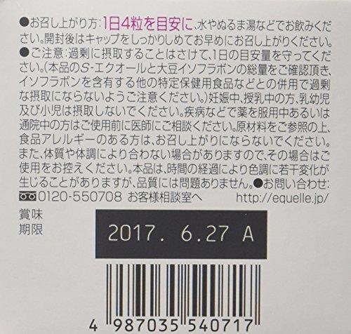 大塚製薬「エクエル」112粒