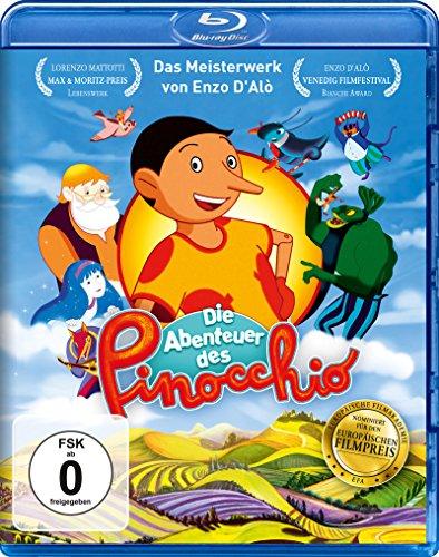 Die Abenteuer des Pinocchio [Blu-ray]