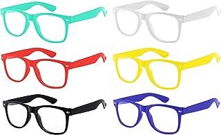 Classic Vintage Retro Sunglasses Colored Frame -5, 6,10,18 Pairs